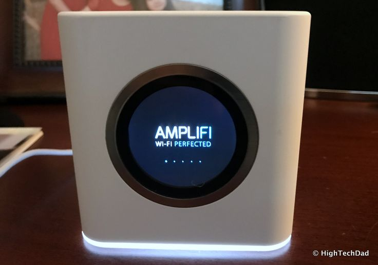Review of the AmpliFi HD Mesh WiFi router that enables you to easily blanked all corners of your home or business. Elegant design & easy-to-use interface.