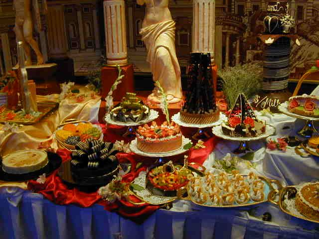 photos of cruise ship food such a magnificent display of