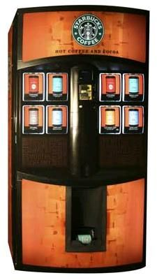 Starbucks Vending Machine Starbucks #starbucks, #pinsland, #coffee, https://apps.facebook.com/yangutu