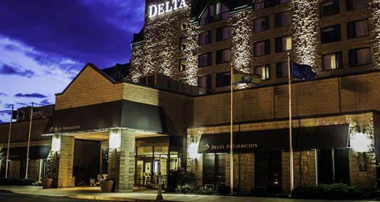 Fredericton hotels - Hotels in Fredericton NB - Delta Fredericton