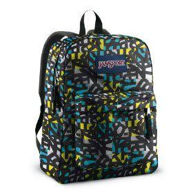 JanSport Classics Series Superbreak Backpack (Blue Bunny)