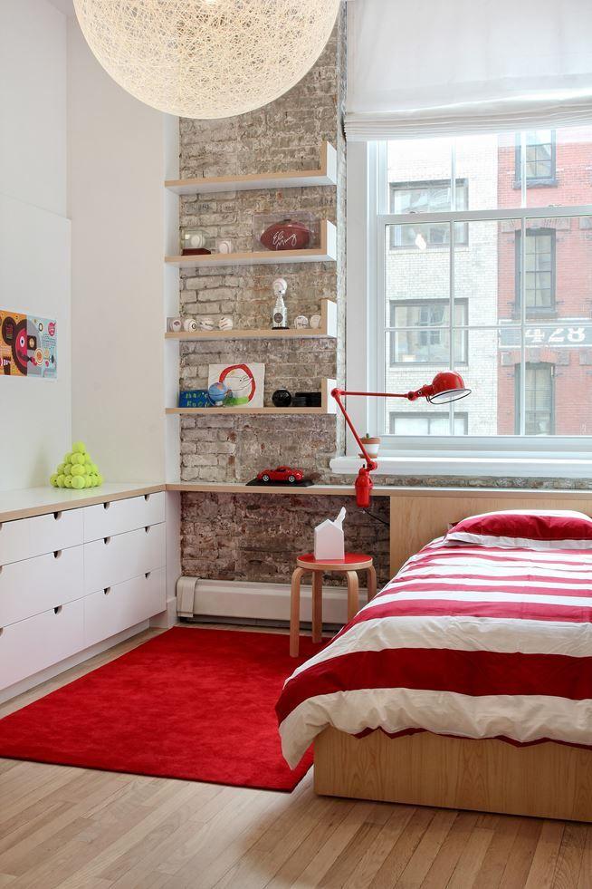Greenwich Street Apartment by Ghislaine Vias Interior