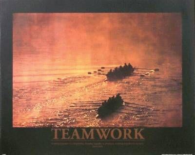 Teamwork | Motivational | Hardboards | Wall Decor | Plaquemount | Blockmount | Art | Inspirational | Pictures Frames and More | Winnipeg | MB | Canada