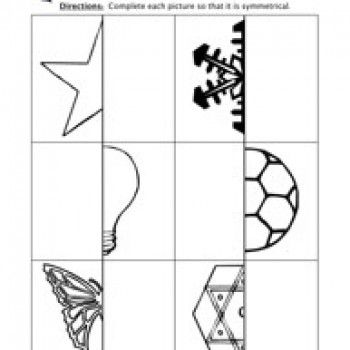 Geometry Transformation Composition Worksheet The  Best Symmetry Worksheets Ideas On Pinterest  Symmetry  6th Grade Word Problems Worksheet with Ser Vs Estar Worksheets Word Symmetry Worksheet Bill Nye Nutrition Worksheet Pdf
