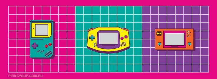 Handhelds   Pink Syrup