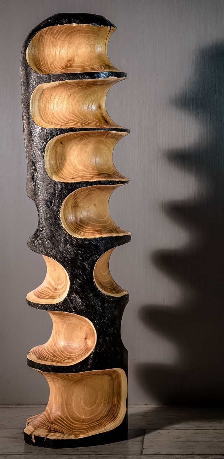 Stéphane DEROZIERSculpted Wood 🔹💮🔹More Pins Like This At FOSTERGINGER @ Pinterest 🔹🉐🔹