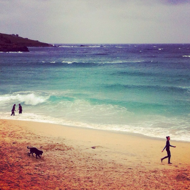 Wait for me #porthmeor #stives
