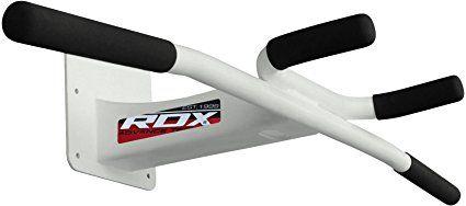 RDX Klimmzugstange Wand Armschlaufen Iron Türrahmen Klarfit Wandmontage Decke Fitness Gym Crossfit: Amazon.de: Sport & Freizeit