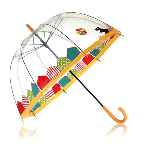 My Radley umbrella has been well-used this spring!