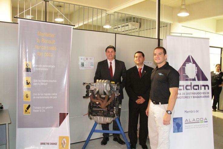 CETUNA inauguró aulas para formación de profesionales para mandos medios y superiores | Facultad de Ingeniería