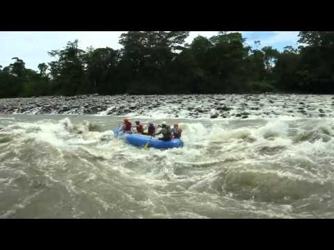 White Water Rafting in the Amazon with G Adventures: http://www.flightcentre.ca/blog/tours/a-great-adventure-in-ecuador/9967