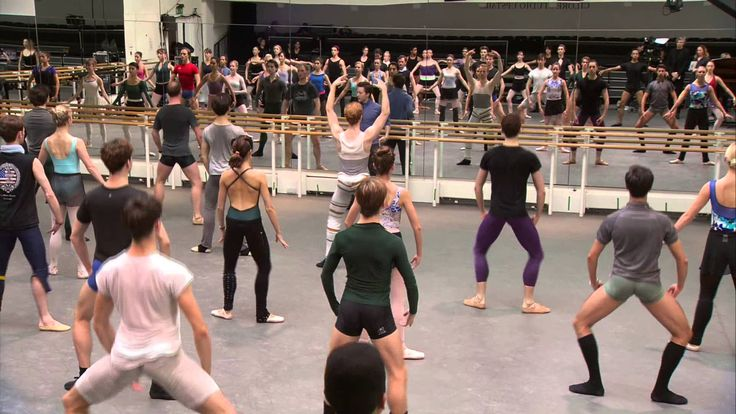 2014 World Ballet Day -- watch a full ballet class! -- It's like crack for those of us who are former dancers. :)