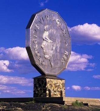 The Big Nickel, Greater Sudbury, http://www.travelandtransitions.com/our-travel-blog/ontario-2005-2012/