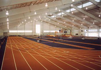 Clemson Indoor Track and Field Complex