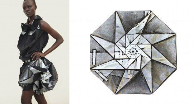 Avete già letto i nuovi articoli del #Konkstyleblog?? Un interessante articolo per gli appassionati di creazioni estrose è 'Fashion Revolution di #IsseyMiyake'. Il designer ha fuso tradizione e sacralità reinventando la moda con splendidi abiti-origami e coniando nuovi termini tecnici del settore fashion. Buona lettura http://www.konk.it/fashion-revolution-issey-miyake/ #art #shell #estro #fashion
