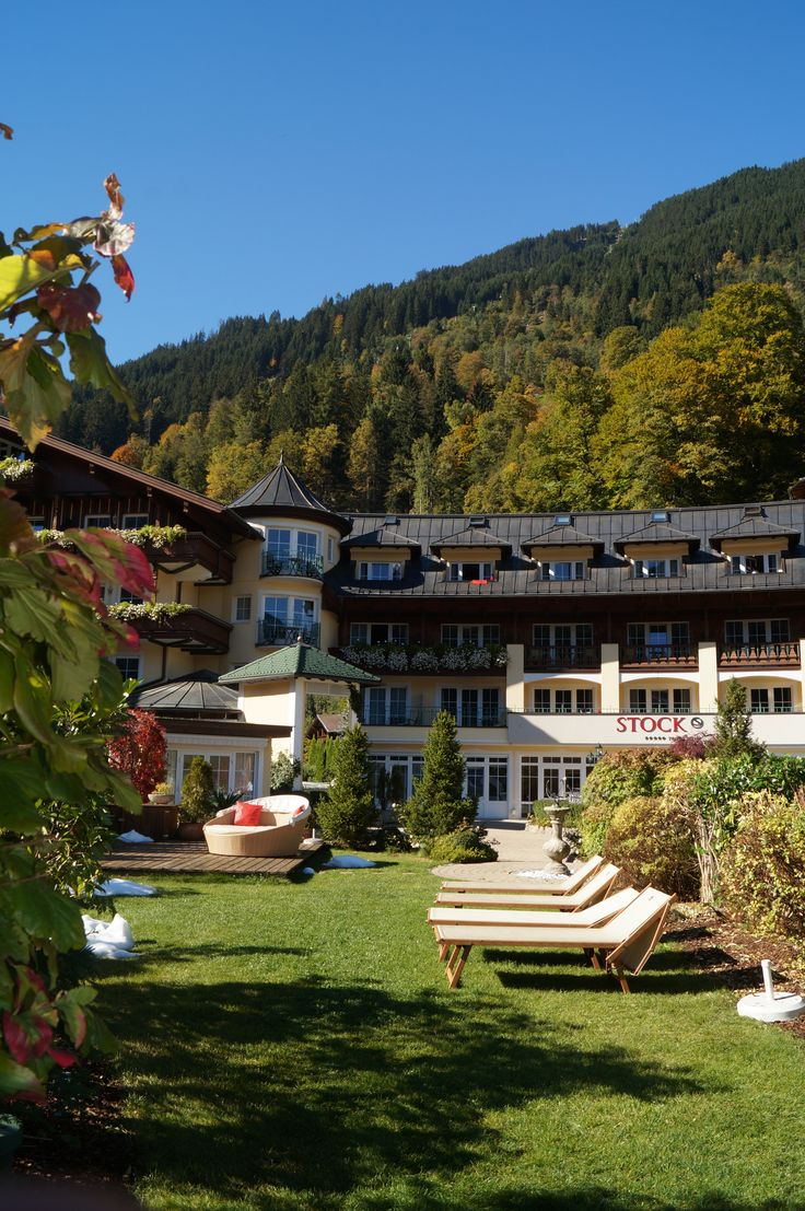 Chilling, Relaxing in the Sun- What Else? <3 #STOCK*****Resort in Finkenberg/Tyrol