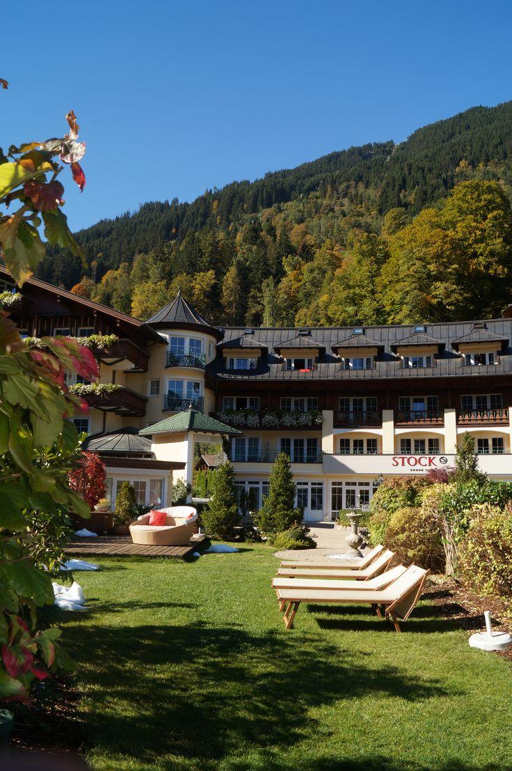 Chilling, Relaxing in the Sun- What Else? <3 #STOCK*****Resort in Finkenberg/Tyrol