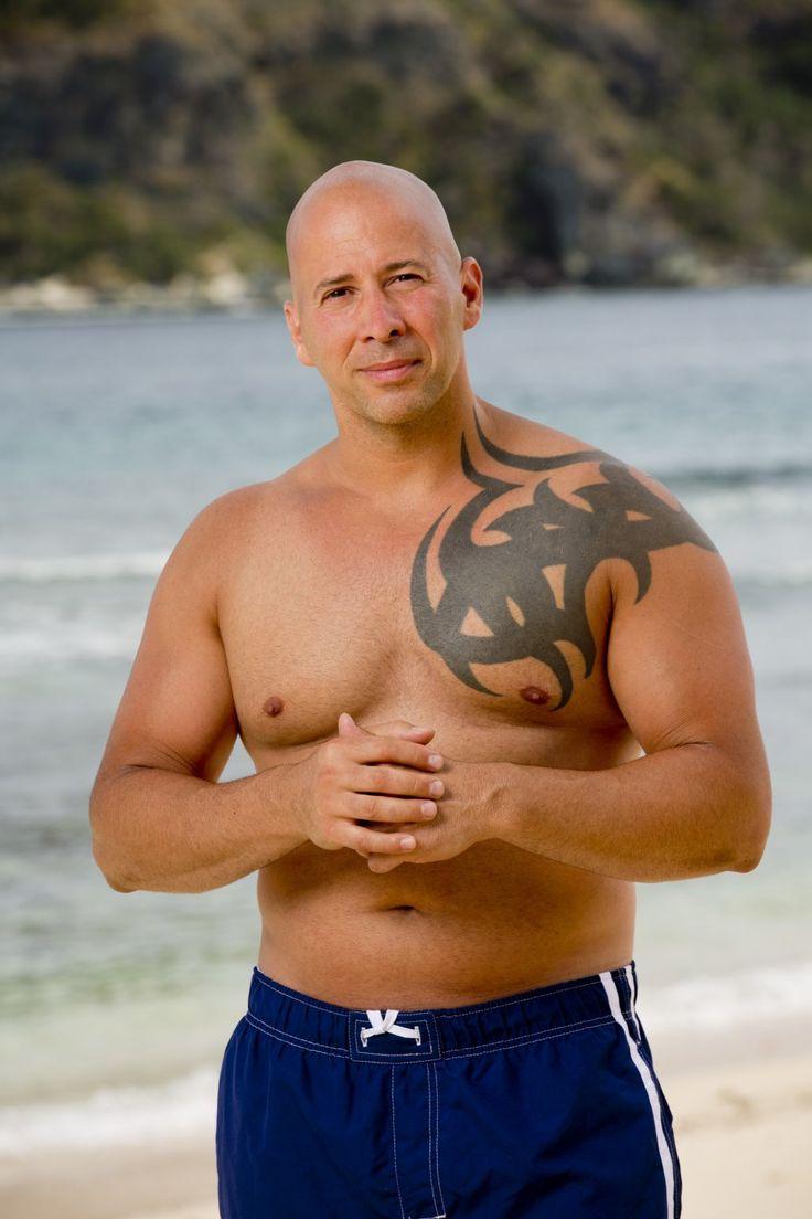 Tony Vlachos -  Tony Vlachos Survivor: Game Changers castaway.  (Previously won Season 28 Survivor Cagayan -- Brawn vs. Brains vs. Beauty)