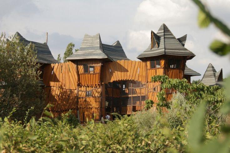 Proslulý zábavní park Mirakulum, aneb jedno veliké dětské hřiště :-)