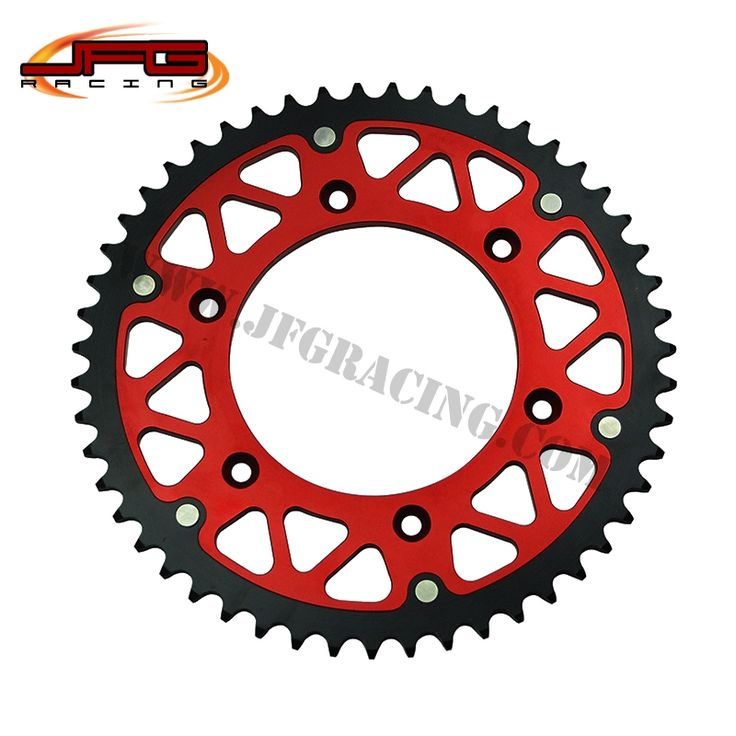 (48.60$)  Know more  - FREE SHIPPING 50T 520 SPROCKETS FOR CR CRF 125 250 230 450 02-14 DIRT BIKE RACING OFF ROAD BIKE