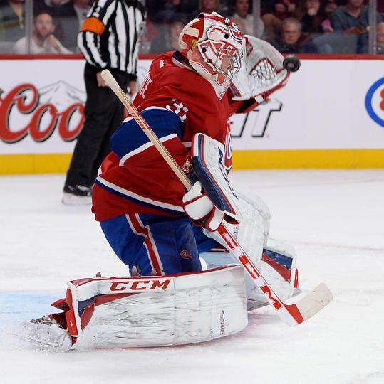 Carey Price #31 Montreal Canadiens