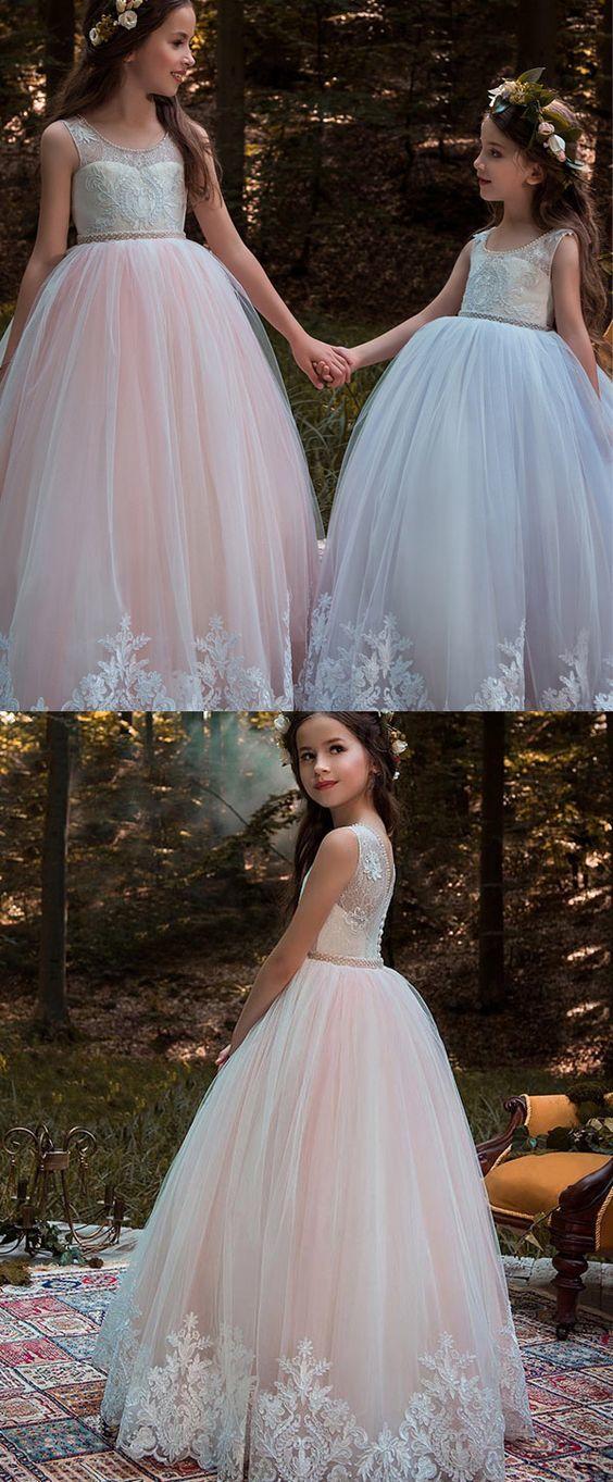 3e96828850 Little Girl Ball Gown