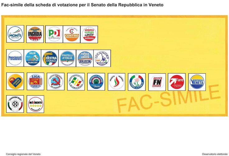 Veneto, Senato