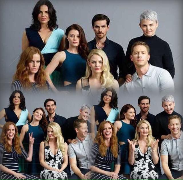 The awesome cast of #Once #ComicCon2015 #SanDiego #Ca Saturday 7-11-15