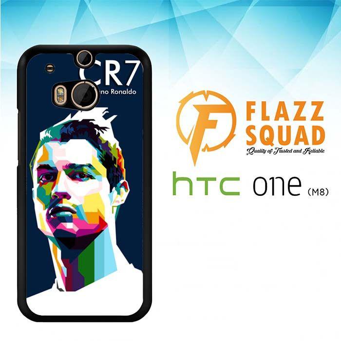 Cristiano Ronaldo X4197 HTC M8 Case