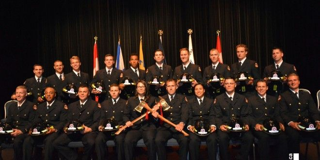 🆕 | News | New firefighters join the ranks of the HRFE (Photos): Twenty new Career Firefighters have joined the ranks of the HRFE,… #News_