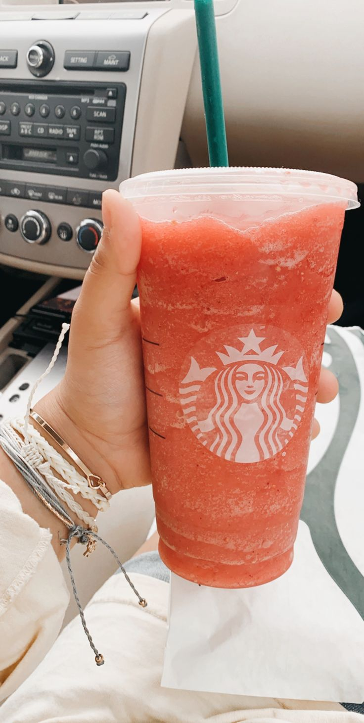 Go to Starbucks and get the Tik tok drink it is SO GOOD