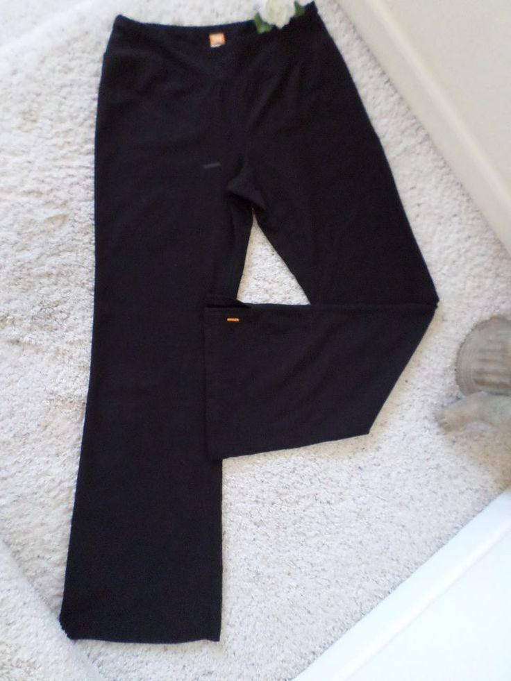 LUCY TECH WOMENS PANTS S~LUCY YOGA GYM STUDIO WORKOUT PANTS S~$78~99% NEW #LUCY #CasualPants