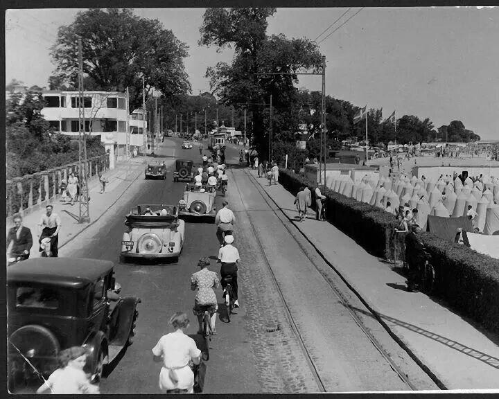 Hellerup Strandvej 1930