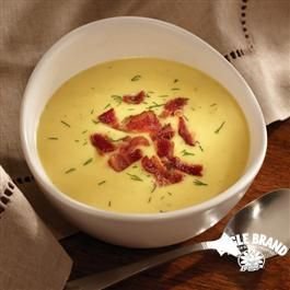 Autumn Acorn Squash Soup from Eagle Brand®
