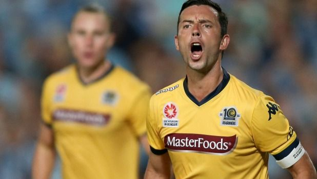 Central Coast Mariners captain John Hutchinson announces retirement - http://www.baindaily.com/central-coast-mariners-captain-john-hutchinson-announces-retirement/