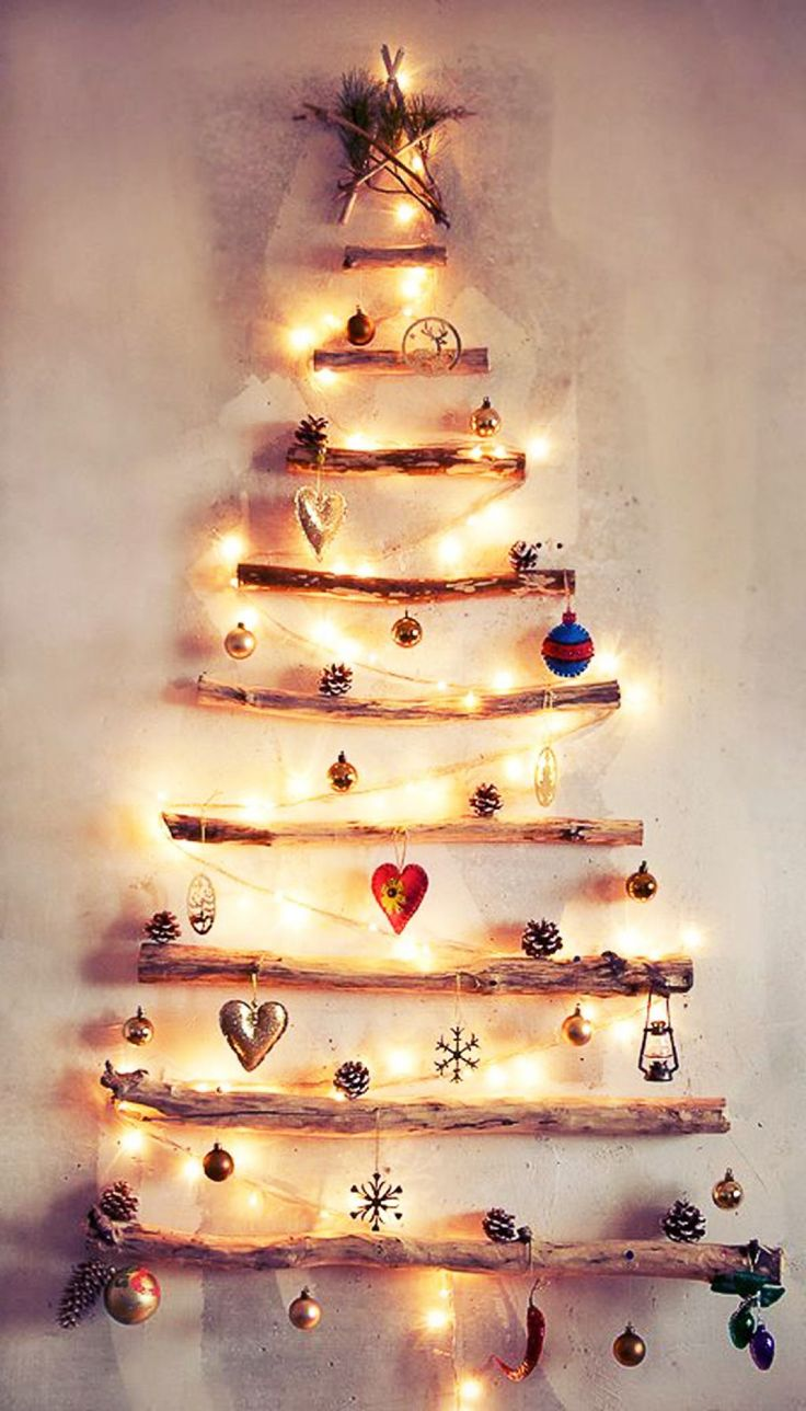 Pin by juls on Déco | Pinterest | Christmas wall decorations, Wall ...