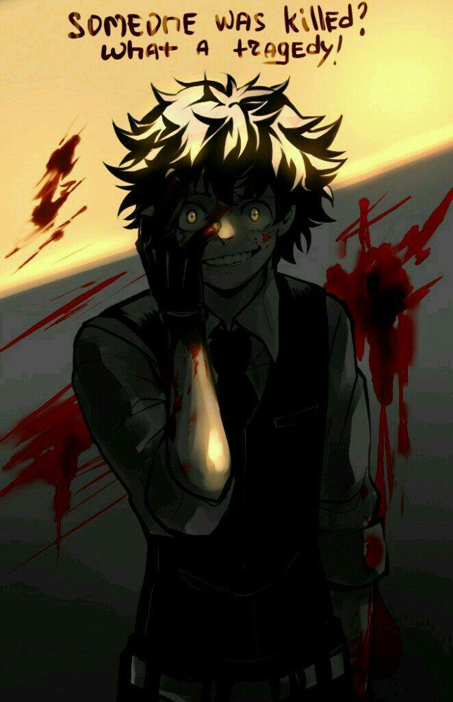 The Number Ones (A Villain Midoriya A U) - Villains
