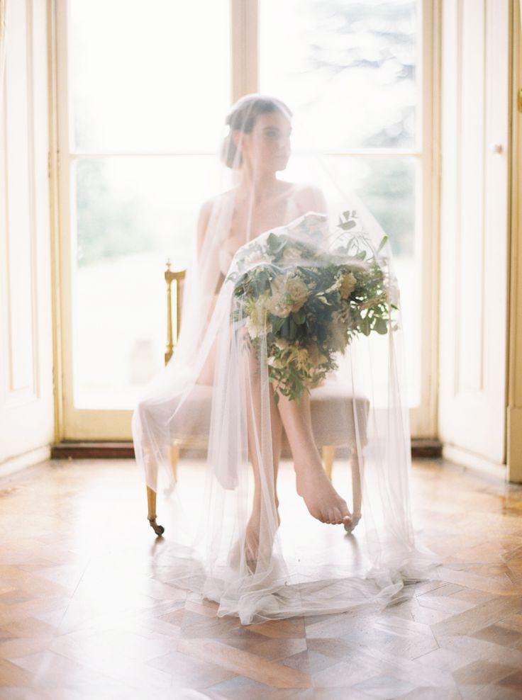 Bridal Bouquet - Undone Bouquet - Old World Elegance | Lily & Sage | Luxury Wedding Planning & Styling