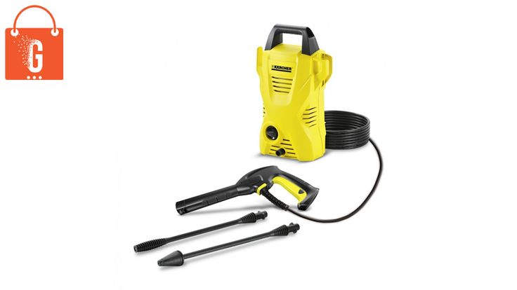 Features lightweight, versatile jet washer that is suitable for most jet washing tasks, from cleaning the car to removing dirt from walls, patios and decking.  Buy: Karcher Compact Pressure Washer K2 | More Pressure Washers, Steam & Window Cleaners