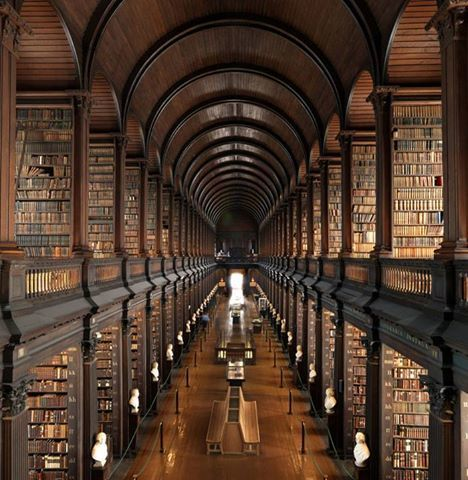 ~~Majestic Libraries From All Over The World~~
