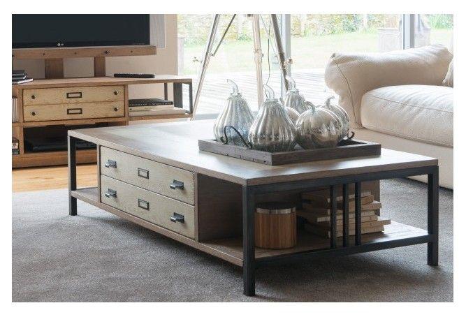 Les 25 meilleures id es de la cat gorie meubles delmas sur - Malle industrielle ...