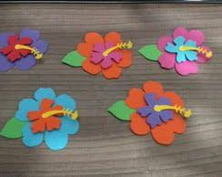 Resultado de imagem para molde flor moana