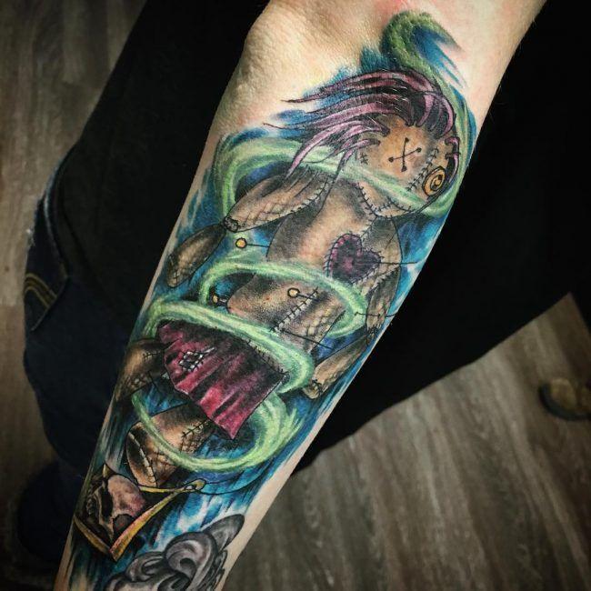 Die besten 25 tattoo voodoo ideen auf pinterest tarot for Voodoo tattoo club