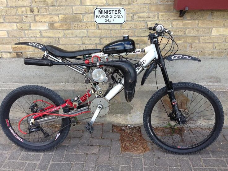 Motoped Engine | Custom chopped and screwed homemade motoped/dirt bike! - Page 2 ...