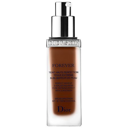 Diorskin Forever Perfect Foundation Broad Spectrum SPF 35 MOCHA - Deep: neutral undertone