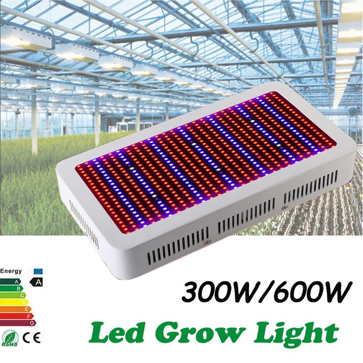 ==> [Free Shipping] Buy Best New 300W/600W Full Spectrum LED Grow Light All Brands RedBlueWhiteUVIR AC85265V SMD5730 Led Plant Lamps LED Aquarium Lamps Online with LOWEST Price | 32502877033