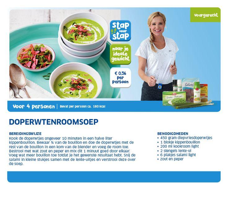 Doperwtenroomsoep - Lidl Nederland