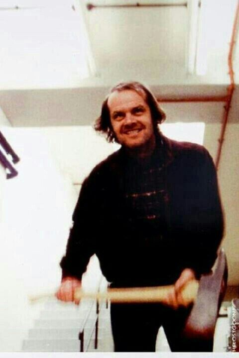 Jack Torrance from The Shining