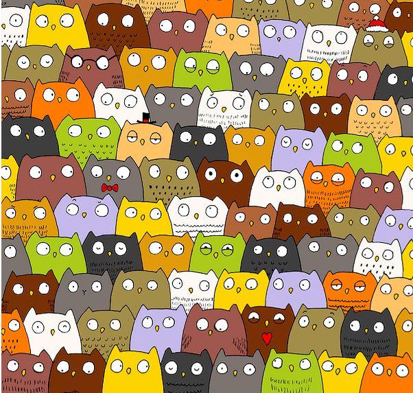En lo últimos días en distintos blog yen el facebook de Junio Puzzles han ido apareciendo una serie de imágenes de agudeza visual en los que se pide que encuentres a… un panda o a un gato y además aprovecho la temática para añadir otras tantas imágenesen las que hay …