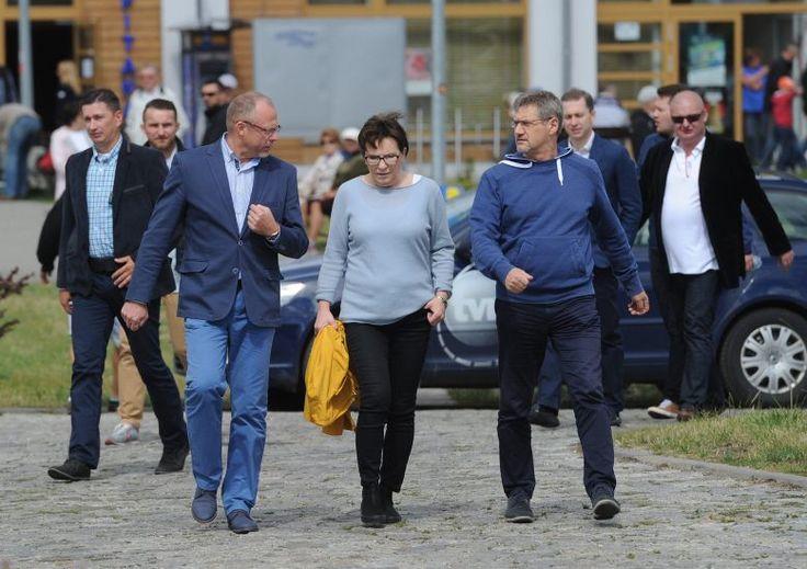 Tak premier Ewa Kopacz podróżuje po Polsce
